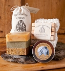 Goat Milk Soap & Lotion Gift Set