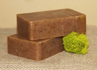 Oakmoss & Sandalwood - Goat Milk Soap