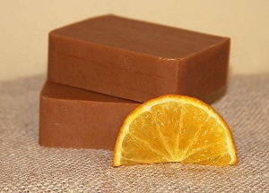 Chocolate Orange - Goat Milk Soap