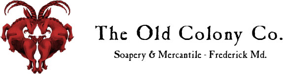 The Old Colony Company - Soapery & Mercantile - Frederick, MD