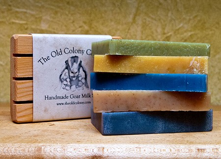 Goat Milk Soap Sampler