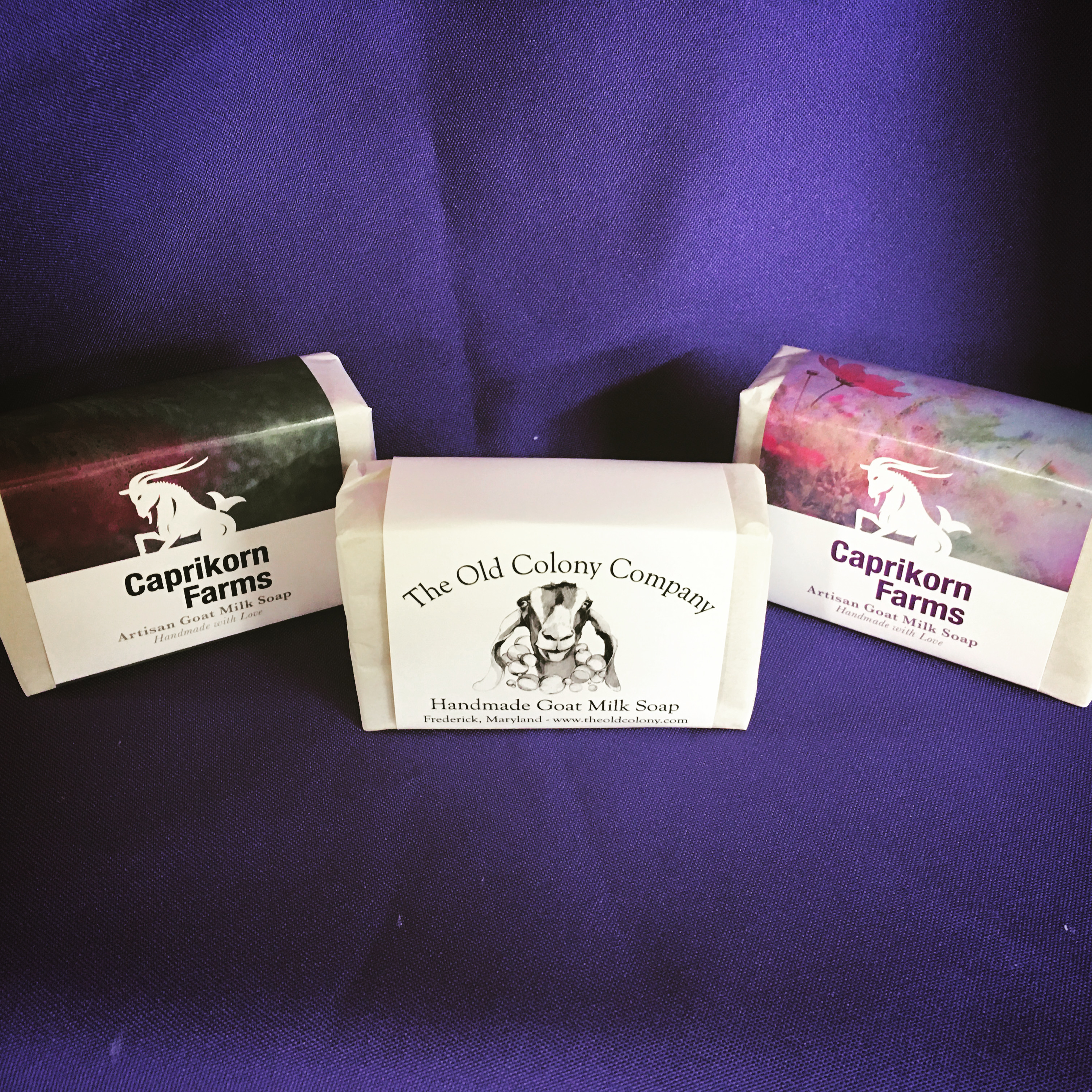 Goat Milk Soap - It's all about the goat milk and LOVE!