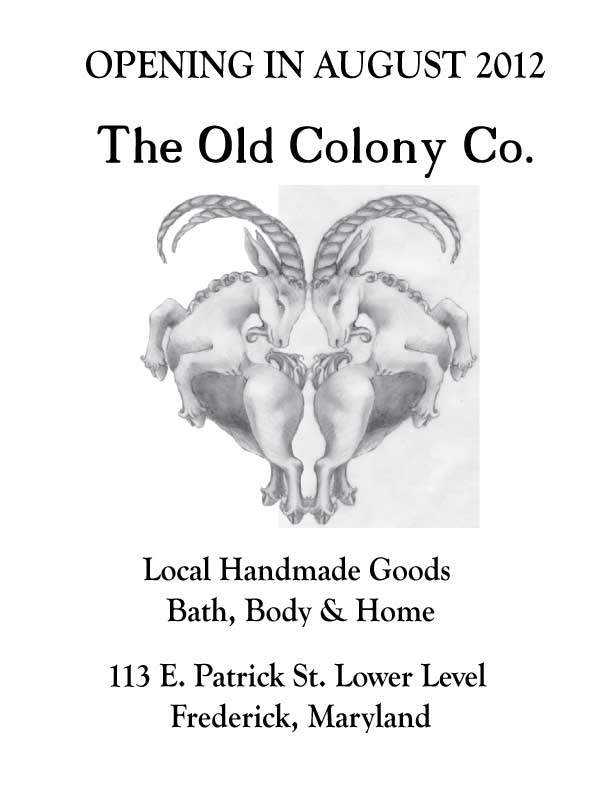 the old colony company store opening