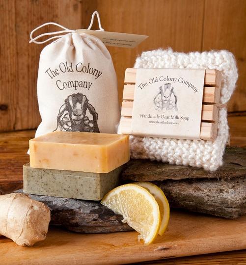 natures commonscents goats milk soap review