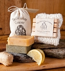 Goat Milk Soap Gift Set - Two Bars
