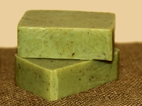 Ginger Lime - Goat Milk Soap