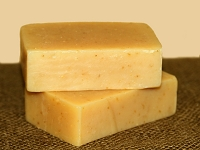 Honey Almond Oatmeal  - Goat Milk Soap