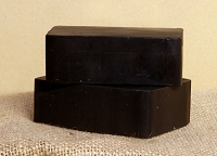 Lump of Coal - Goat Milk Soap