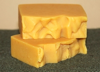 Meyer Lemon - Goat Milk Soap