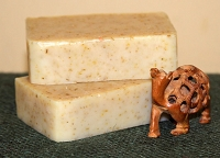 Sandalwood - Goat Milk Soap