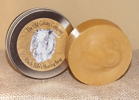 Uncle Billy's Goat Milk Shaving Soap