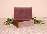 Cedarwood & Sage - Goat Milk Soap