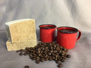 Coffee - Goat Milk Soap