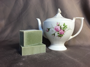 Green Tea - Goat Milk Soap