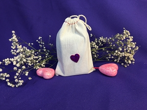 Valentine Gift Bag - Chocolate Soap