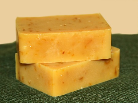 Lemongrass - Goat Milk Soap