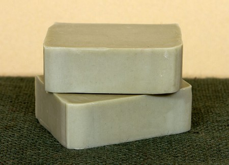 Pure Olive Oil & Goat Milk Soap